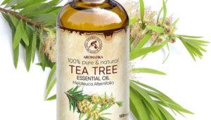 Árbol del Té – Aceite Esencial