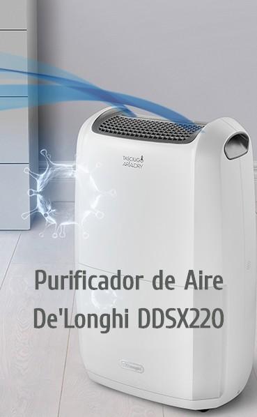 opiniones_purificador_de_aire_delonghi_ddsx220